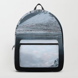 Kirkjufell Mountain in Iceland - Landscape Photography Backpack