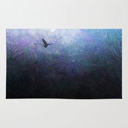 Flight of the Ravens Rug