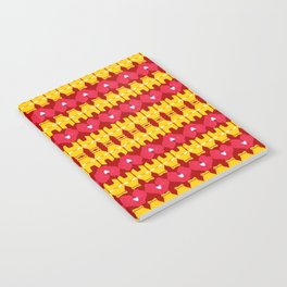 Iron Man Pattern Notebook