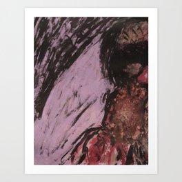 Femme Art Print