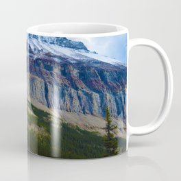 Highest Mountain in the Canadian Rockies; Mount Robson Coffee Mug