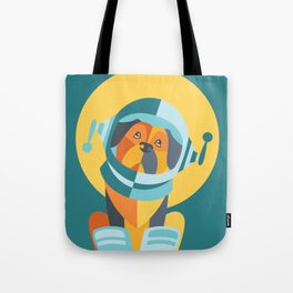 One Giant Leap for All Muttkind Tote Bag