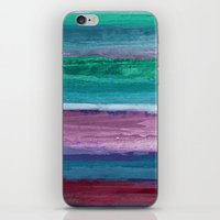 the strokes iPhone & iPod Skins featuring Different Strokes by Steven Womack