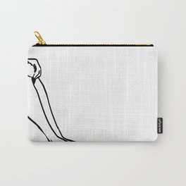 Cosy - detail Carry-All Pouch