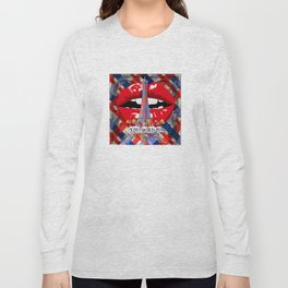 KISS FROM PARIS Long Sleeve T-shirt