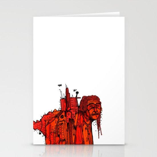 Afro Bono Stationery Cards