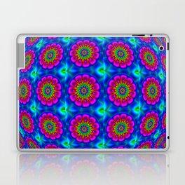 Flower  rainbow-colored Laptop & iPad Skin