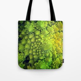 Living Fractals Tote Bag