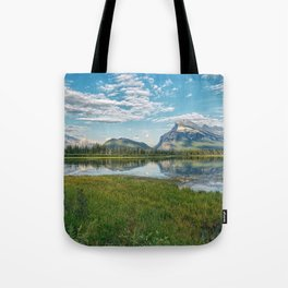 Reflections Of Nature Tote Bag