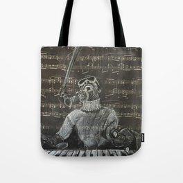 The Key of Life Tote Bag