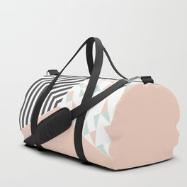 Pink Room #society6 #decor #buyart Duffle Bag
