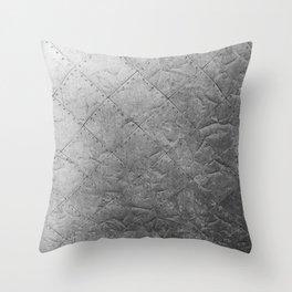 Textured Wall Throw Pillow