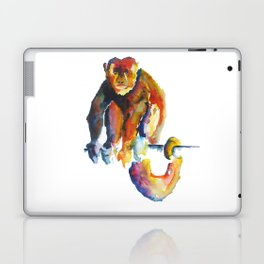 Howler Monkey Laptop & iPad Skin