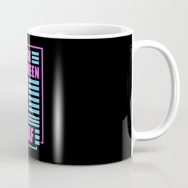Stuck Between IDK IDC And IDGAF | Funny Gift Coffee Mug