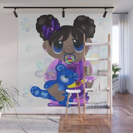Pompa Wall Mural
