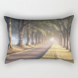 To The Manor Rectangular Pillow