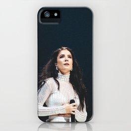 Halsey 30 iPhone Case