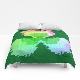 The Clover Comforters