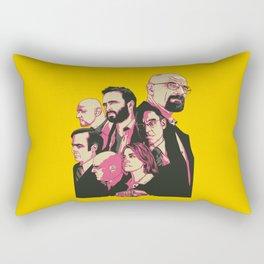 Br Ba ALT Rectangular Pillow