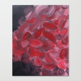 Red Petals Canvas Print