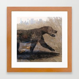 wilderness 2  Framed Art Print