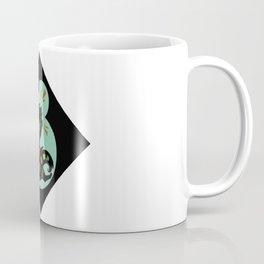 African Civet (Civettictis civetta) Oceanic Palette Coffee Mug