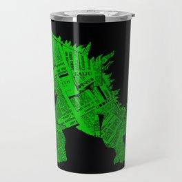 Japanese Monster - II Travel Mug