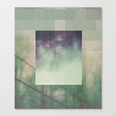 Art Wire Canvas Print