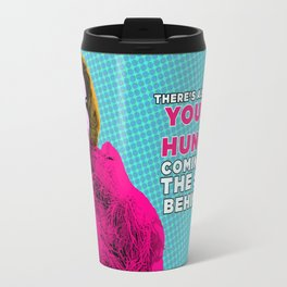 "Showgirls - Crystal ""There's Always Someone Younger & Hungrier"" Travel Mug"