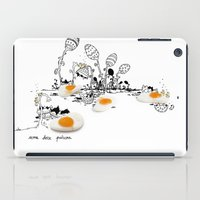 easter iPad Cases featuring Easter by Ana Sofia Santos
