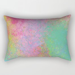 Crayon Corner Rectangular Pillow