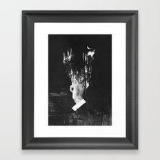Past All Regrets Framed Art Print