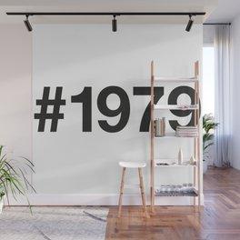 1979 Wall Mural
