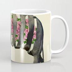 Inner Rose Elephant Coffee Mug
