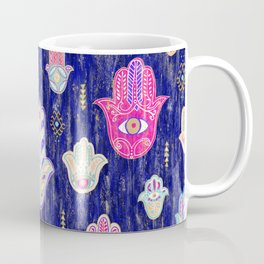 Hamsa Mystical Protection Coffee Mug