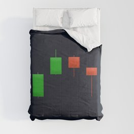 Trade Chart Comforters