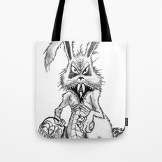 easter evil Tote Bag
