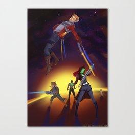 Guardians 2 Canvas Print