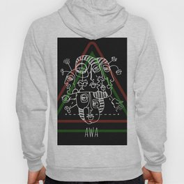 Triangles Hoody
