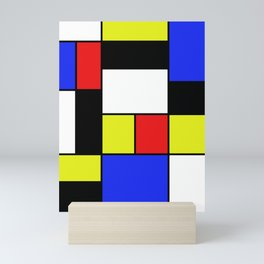 Mondrian #20 Mini Art Print