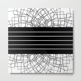 stakla Metal Print