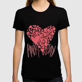 Happy Hearts Day T-shirt