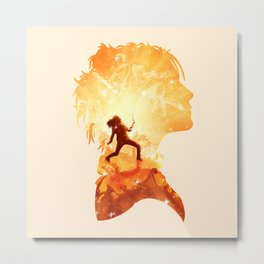 Dream Composer Metal Print