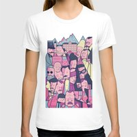 grand theft auto T-shirts featuring Grand Hotel by Ale Giorgini