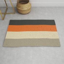COLOR PATTERN III - TEXTURE Rug