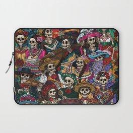 Dia De los Muertos Laptop Sleeve
