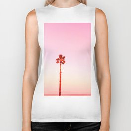 Stand out - sunset pink Biker Tank