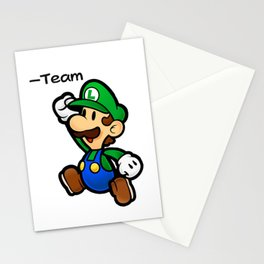 An Italian Bromance Stationery Cards