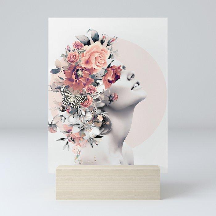 Bloom 7 Mini Art Print