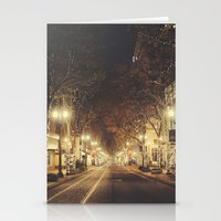 portland Stationery Cards featuring Portland by Tasha Marie